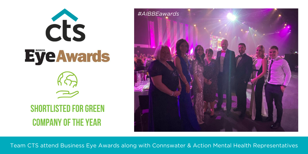 CTS attend Business Eye Awards