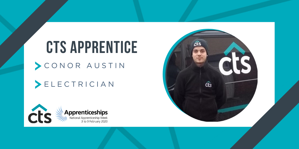 CTS Apprentices – Conor Austin