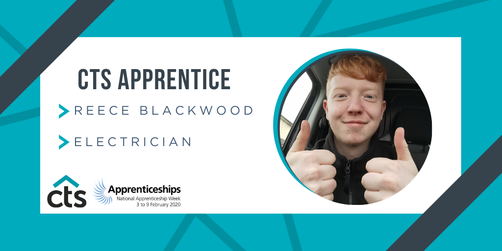 CTS Apprentices – Reece Blackwood