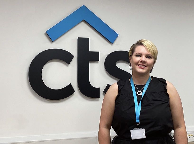 CTS Contract Manager Karen Foye