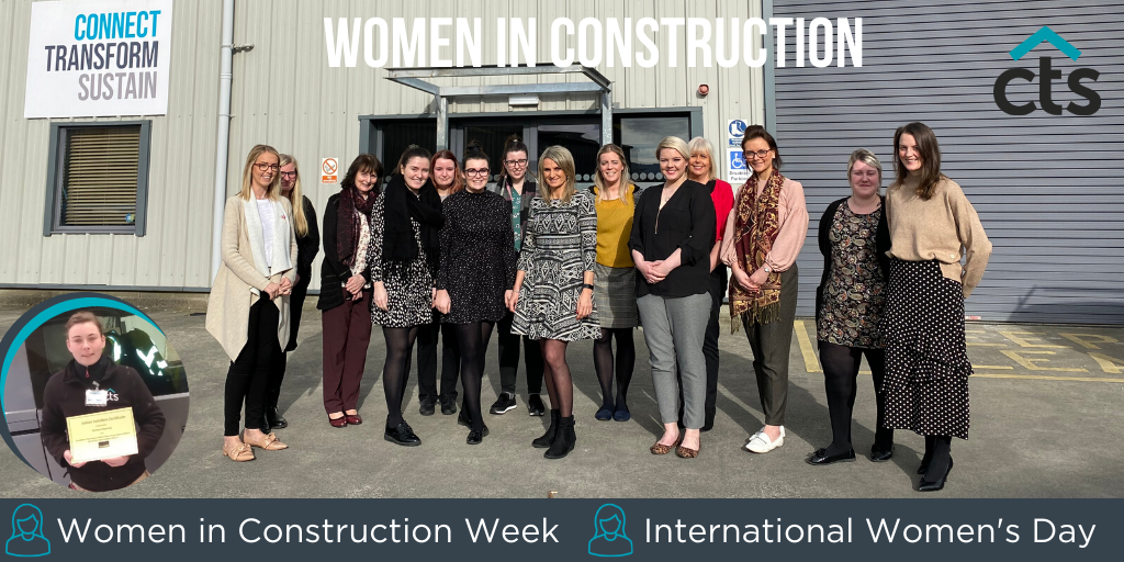Women in Construction: Team CTS