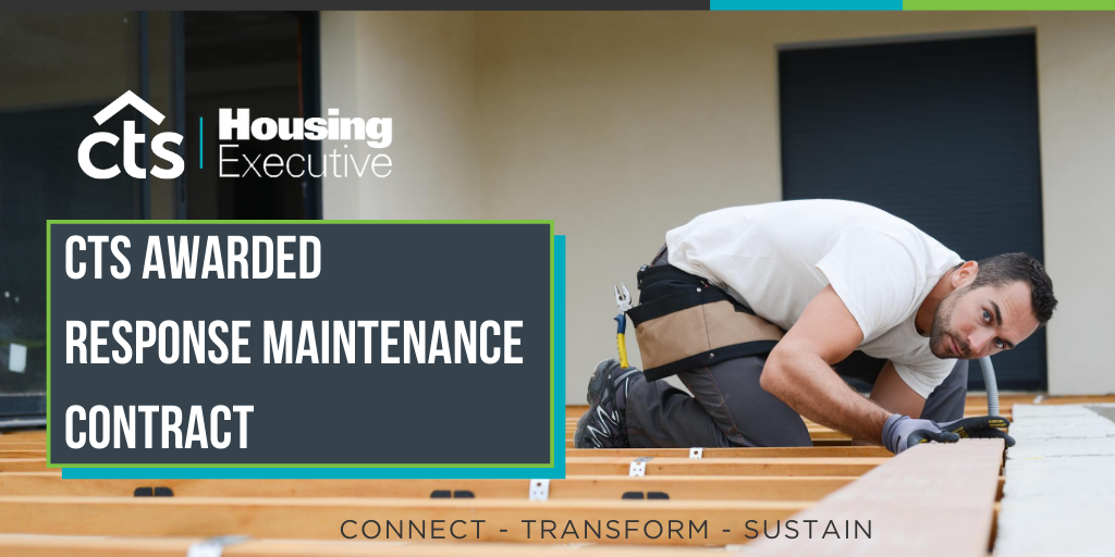 Housing Executive Announces Interim Response Maintenance Contracts